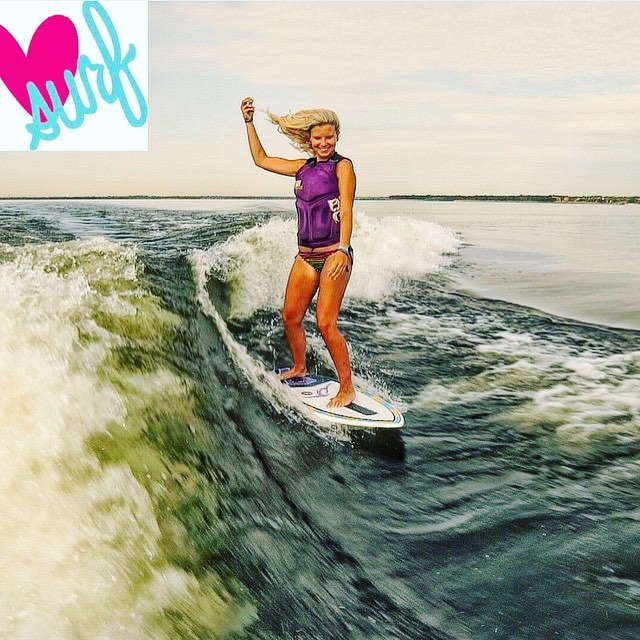Flying into Friday // #luvsurf #brandambassador @kendre_hoggard #wakesurf #flying #yew #allplaynowork #finallyfriday