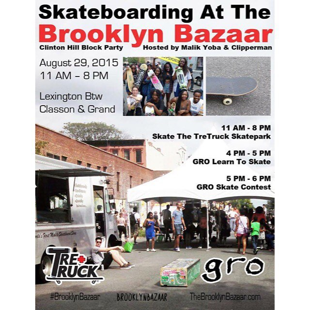 Come by tomorrow! Learn to skate and participate in our contest ($100 prize purse) #ridetrue #ladiesofshred #girlskater #nyskateboarding