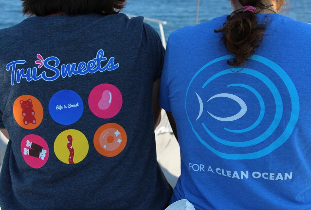 Our members don't just talk the talk, they walk the walk. Check out what  @SurfSweets and @rozaliaproject are doing to project our #oceans! http://bit.ly/1SrDKHB #MakeWaves #OnePlanet