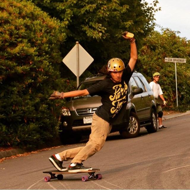 @sho_ouellette #stylemaster wears the S1 Lifer Helmet. #skateboarding #goskate #skatefast #dhskate #gosho