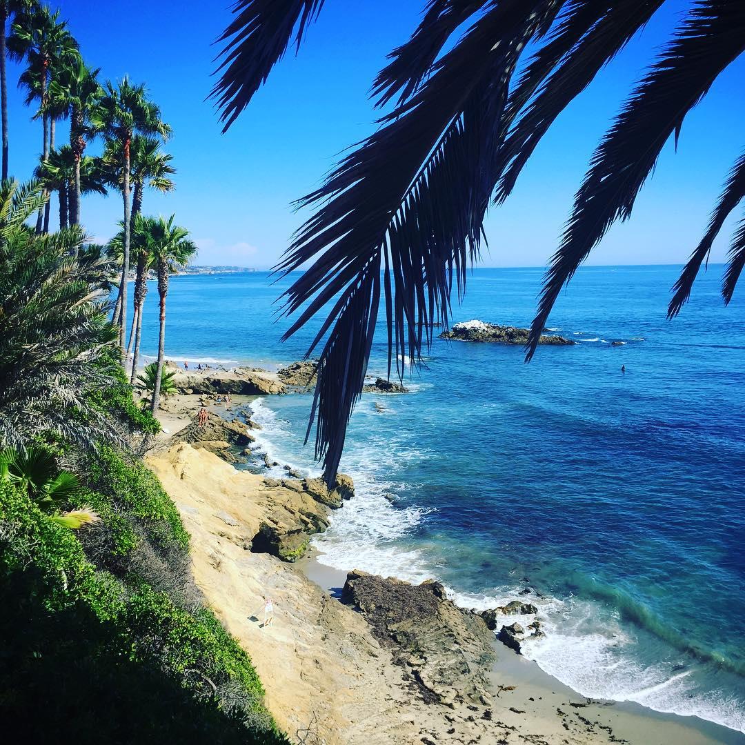 Listened to @whatthefett and went to laguna beach. It was rad... #lagunabeach #laguna #california #expensiveaspoop