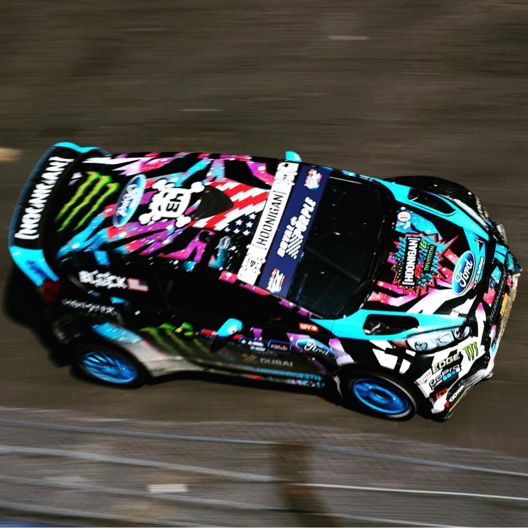 If you're going to #GRC LA in 2 weeks, make sure to swing by the #DonutGarage on September 12 for our #hngnbakery grand opening! HHIC @kblock43 will be in attendance and we'll have some exclusive gear you'll only be able to buy at The Bakery. See you...