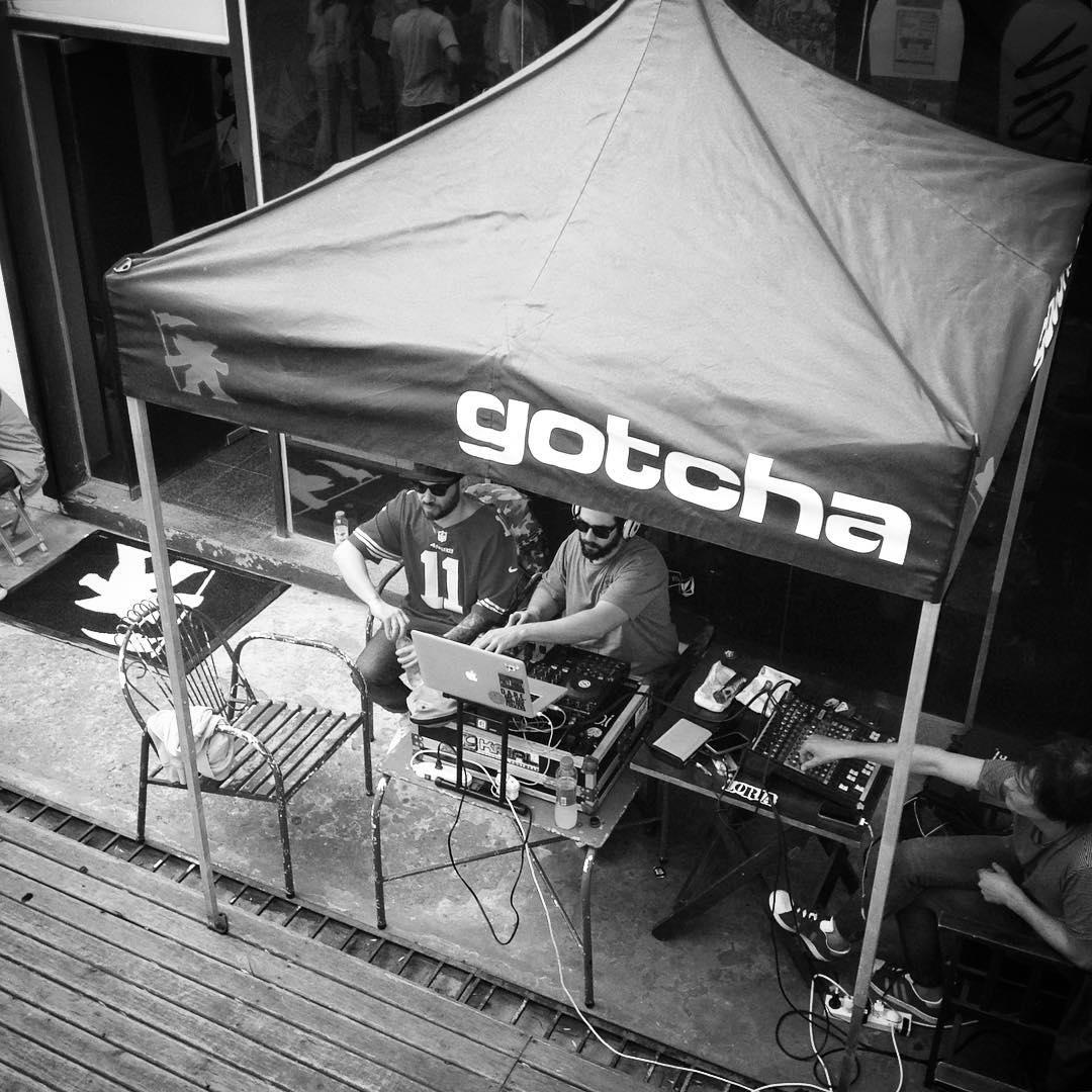 #partyanimal a cargo de la #musica! ⚡️