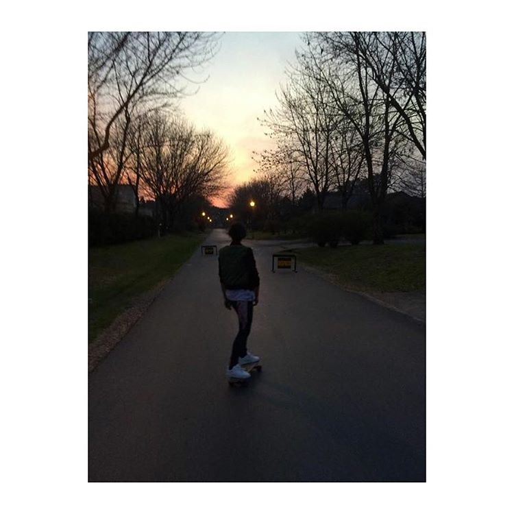 Vamos con sol! #deslizate #skate #wood #sun #handmade