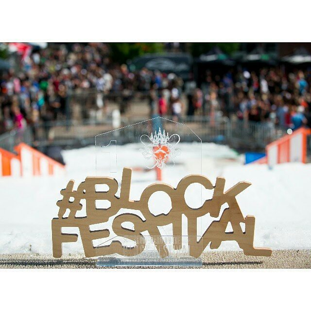 Who's ready for the @BlockFestival in Colorado? Mark your calendars for September 12th!