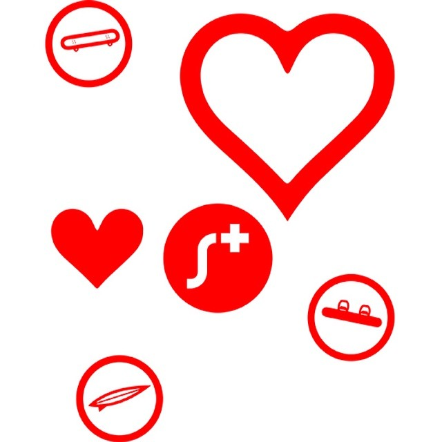 Happy #Valentines #Day to our 3 loves #skateboarding #snowboarding and #surfing.