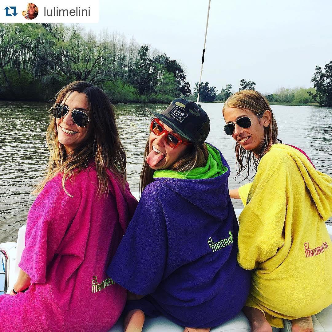 #Repost @lulimelini with @repostapp. ・・・ Sábado de invierno! #thanda #amigos #delta
