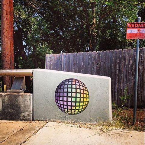 @mingledmediums_art • • #atx #wheatpaste #austintx #texas #spratx #streetart #tx #art