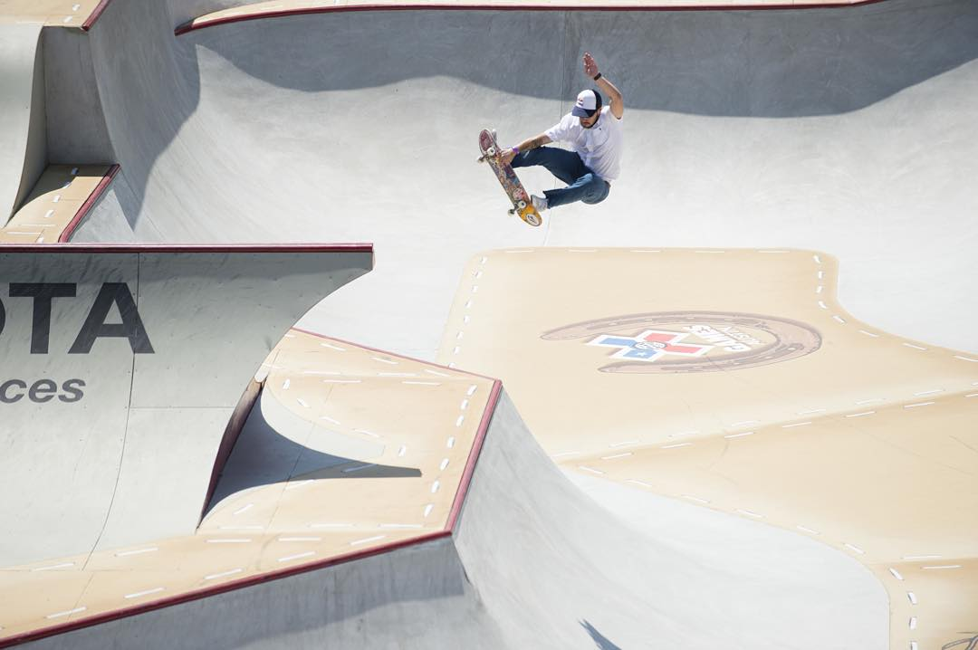 It's Sunday…  Get out and go skate! (