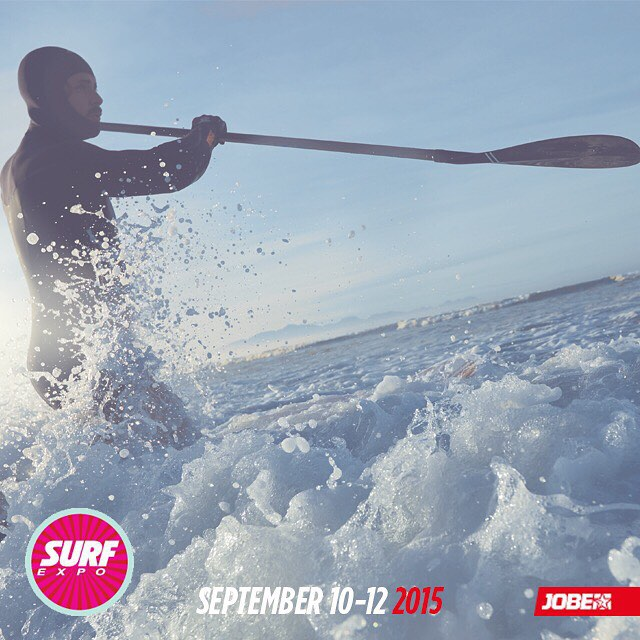 Come visit Jobe at the @surfexpo at booth number 345 and 445 from the 10th until the 12th of September in Orange County Convention Center in Orlando, FL. See you there! #watersports #expo