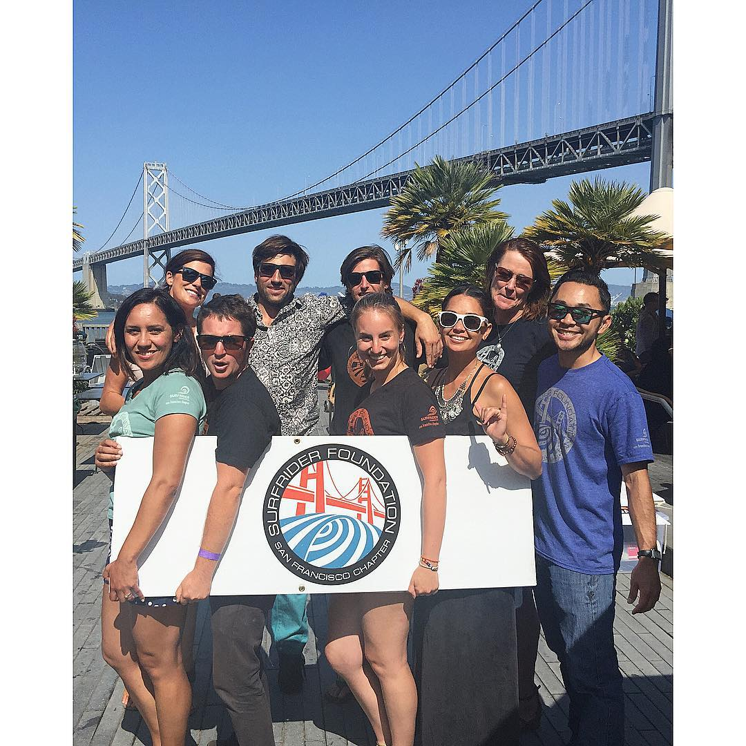Thank you @waterbarsf for hosting another #EPIC #oysterfest2015! We are grateful for all your support & for throwin' our favorite party in town! #beneficiary #sfsurfrider #sanfrancisco #wineandoysters @epicsteak #oystersandwine