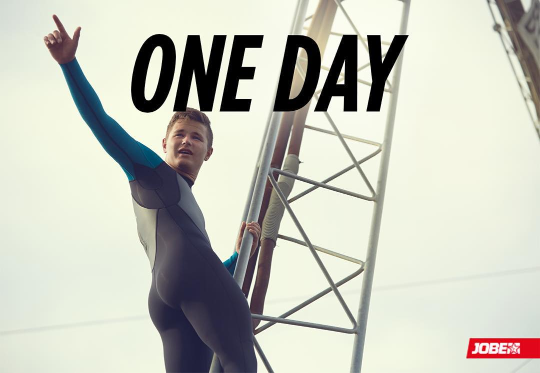 One day left till we will release our long-awaited 2016 catalogues! Expect fairylike environments and beautiful pictures combined with our newest products. #jobe #watersports #release