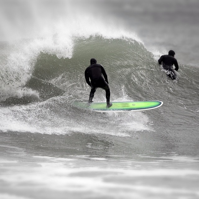 Good day today. Rider: Roger Beal.  #coldasf #coldwatersurf #winter #instagood #photooftheday #like #picoftheday #instadaily #ig #instasurf #webstagram #bestoftheday #love #follow #igdaily #newengland #eastcoastsurf #eastcoast #surf #surfing #wave...