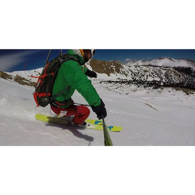 #migrateskis #carbonfiber #colorado #berthoudpass #skiing #climbing #backcountry