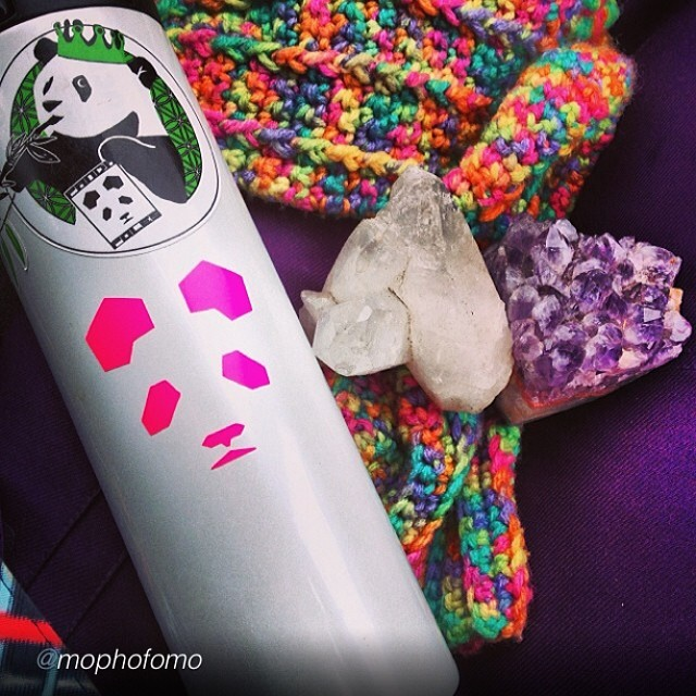 """Love is found anywhere you see it... See more love... Be more love... Repost from @mophofomo """"#heartsareeverywhere #pandapoles #pandatribe #love #crystalquartz #amethyst #goneskiing #mophophoto #tribeup @pandapoles"""""""
