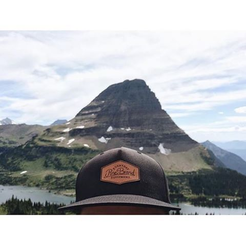 The homie @nolangrose has been making big moves underneath a Leatherneck hat. It's always cool to see the places people take Pine. Cheers dude!