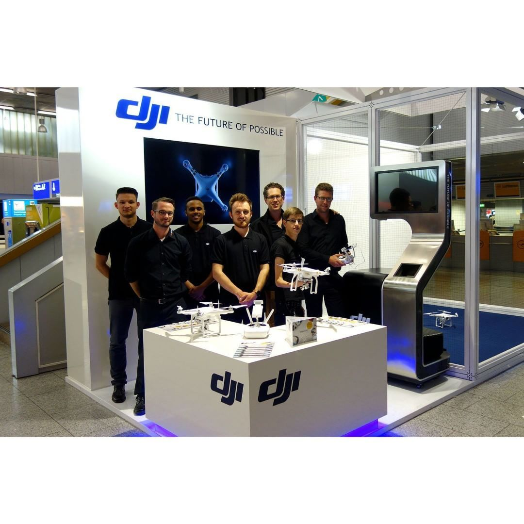 Guess where the next #DJI pop-up store will be...