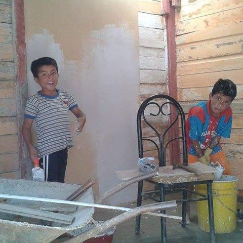 Thanks to the outstanding efforts of the #WAVESLobitos staff and allstar volunteers, these two #lobitos youngsters now have a new room to sleep in. This is a marked improvement to the shared sleeping space they grew up with. Here's to seeing the...