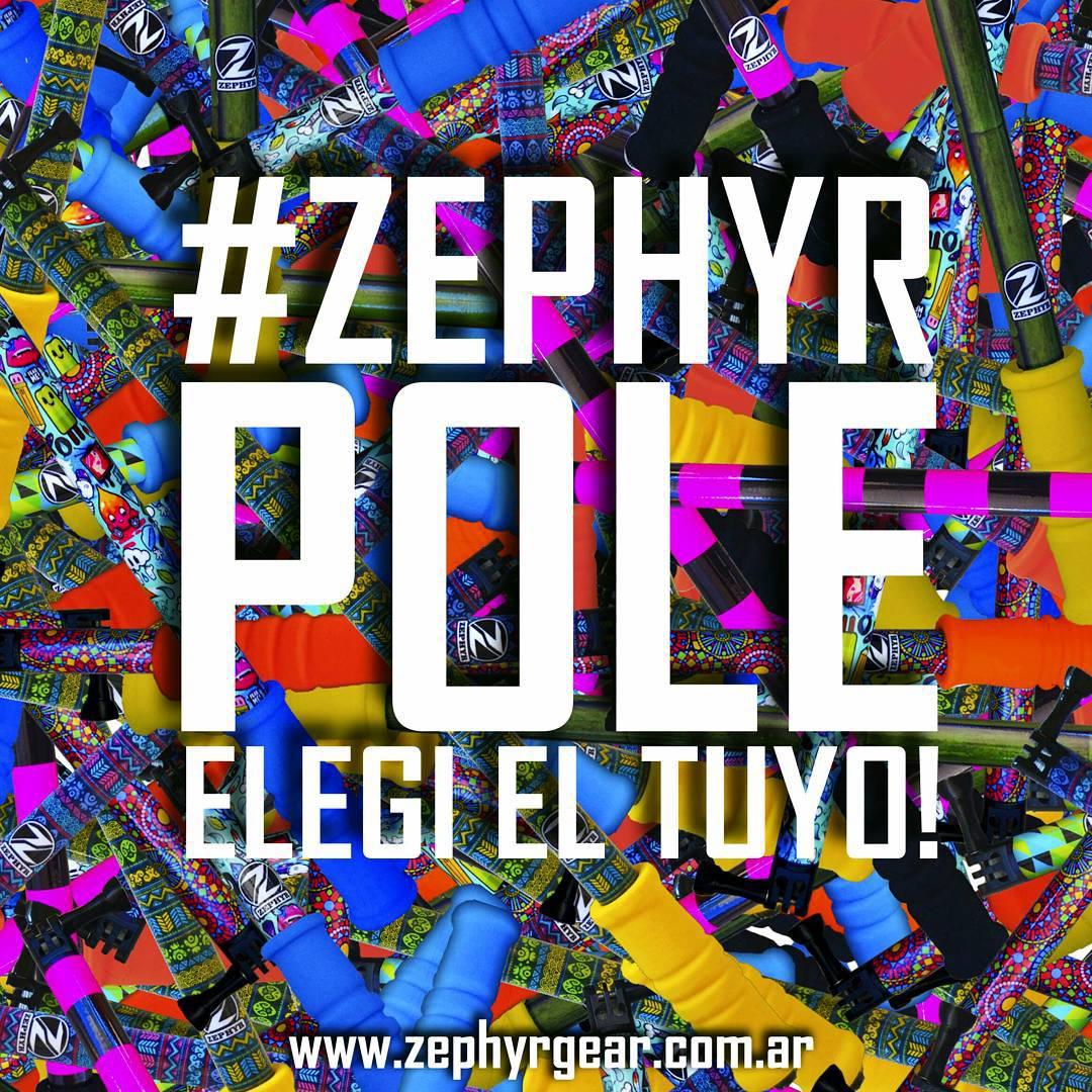 Que esperas para llevarte tu #ZephyrPole ??
