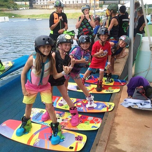 Super groms at @terminuswakeatl for #PointsChase this past weekend!  #LFnAwesome #Rant #IrideTerminus #LiquidForce