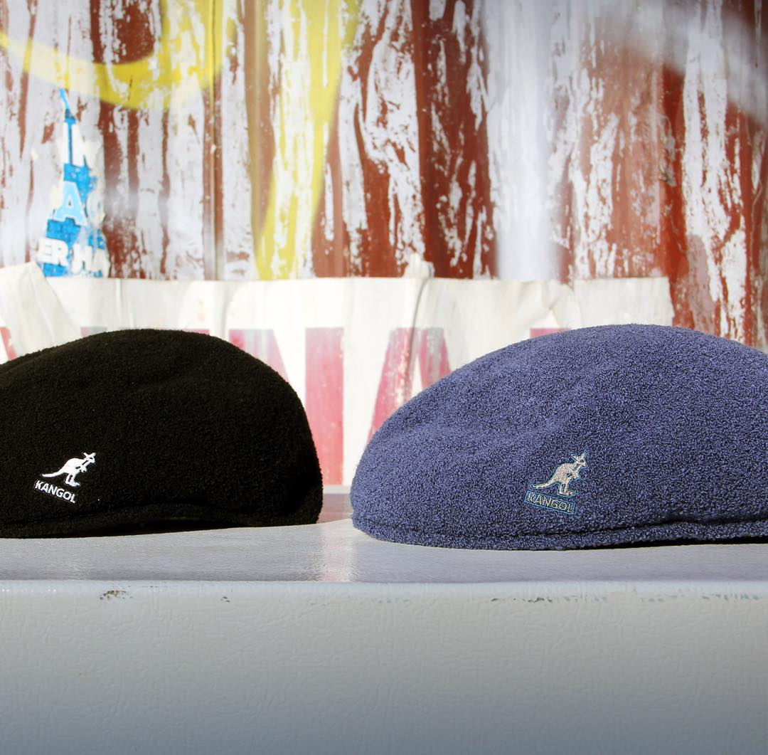 Stay Cool With Summer Heat Bermuda Caps #kangol