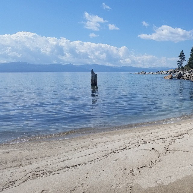 Nothing better than a view like this while volunteering! Come learn more about the Truckee Watershed and get some great views while helping collect data to protect the watershed at Snapshot Day this Saturday from 9 am to noon. Check out more and sign...