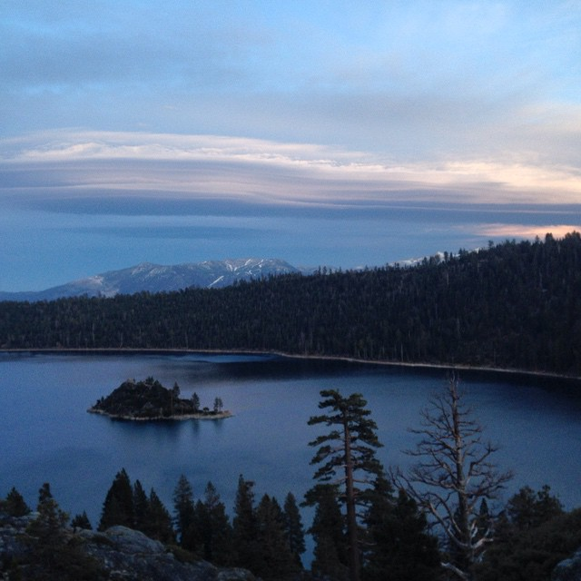 "Interested in learning skills that are applicable for entry level in an environmental field and science technician job duties with Tahoe resource agencies? Enroll in @laketahoe_communitycollege's class ""Water Quality Monitoring of Streams and Lakes..."
