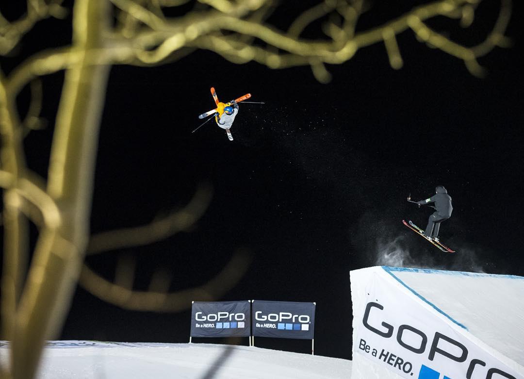 #XGamesOslo Skiing Disciplines • Men's Big Air • Women's Big Air • Men's SuperPipe • Women's SuperPipe
