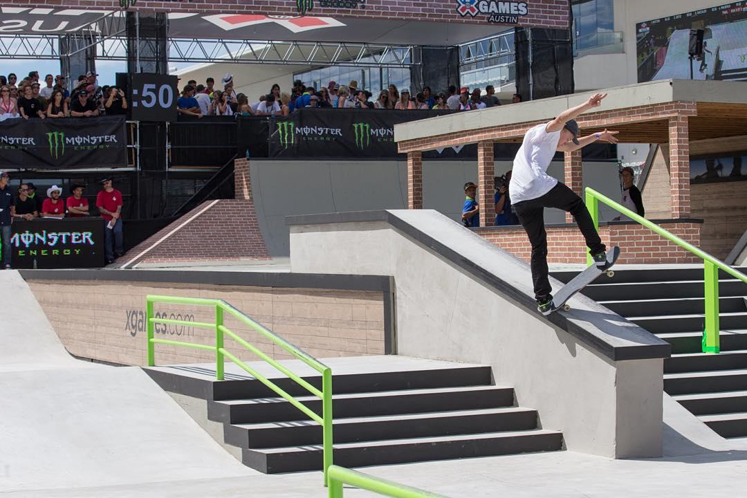 #XGamesOslo Skateboarding Disciplines • Men's Street • Women's Street • Men's Local Qualifier