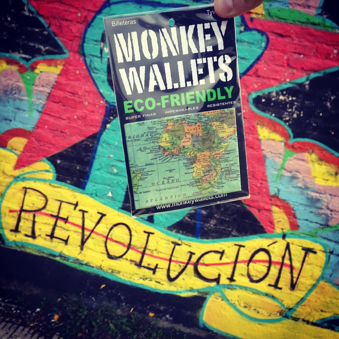 #monkey #monkeywallets #revolution #gadgets #wallets #tyveks @monkeywallets