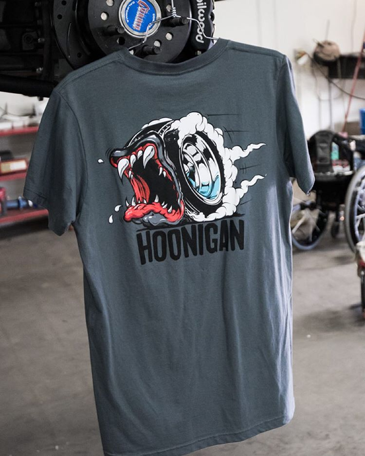 Pieces like the Creature of the Hoon are constant reminders why @jchase7452 is our Art Director. Grab it on #HooniganDOTcom, click the link in our bio for easy access!