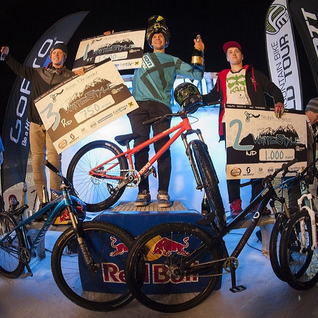 Kali would like to congratulate Antoine Bizet and Nicholi Rogatkin for taking 1st and 2nd place in the White Style event in Austria! Awesome performance! #kali #kalipro #kaliprotectives #kalihelmets #kaligear #kaliathletes #podium #whitestyleevent...