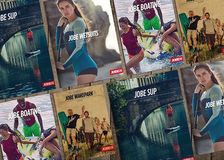 The moment is finally here: the Jobe 2016 catalogues are finished and ready for you! Prepare for a completely new and distinctive style and many new innovations in our 2016 collection! WARNING: after reading you can't resist getting on the water! [link...