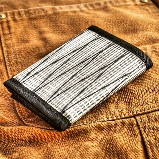 Tougher than a cactus chewing jerky in the desert. Shop #Flowfold wallet styles using the link in our profile. Use code SCHOOL15 at checkout for 10% off and free shipping in the USA.