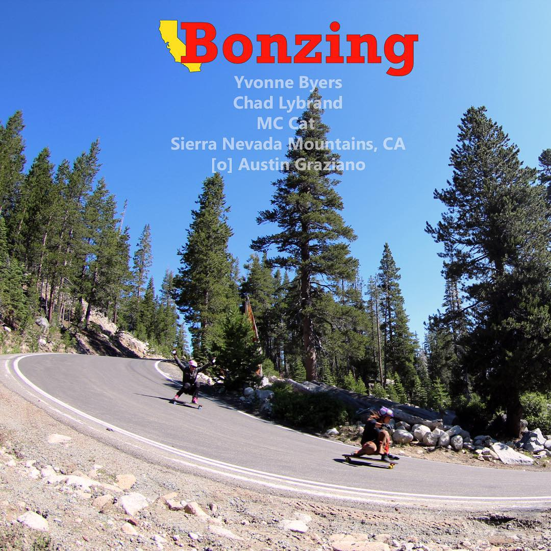 Wallpaper Wednesday: September is ready for you!  We captured Team riders Yvonne Byers--@yvonzing and Chad Lybrand sliding through a heavy left deep in Sierra Nevada mountains! They are both riding our new MC Cat board!  Get the photograph for the...