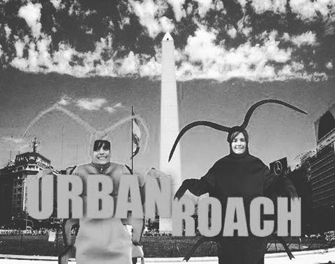 Año 2010 así empezó URBAN ROACH