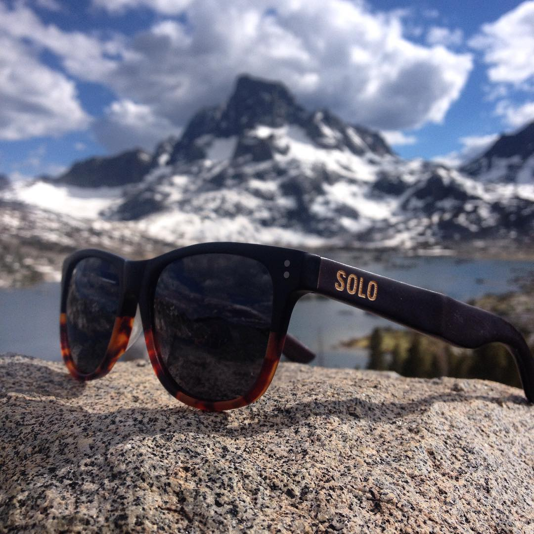Our Thailand frame on the John Muir Trail.