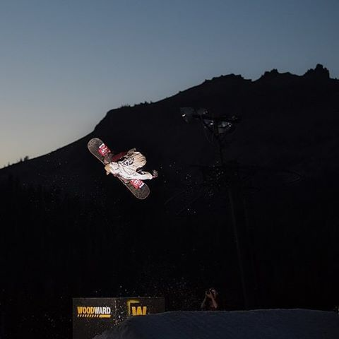Shoot for the stars. If you miss you'll still make it to the moon. @MikeEGray at @woodwardtahoe