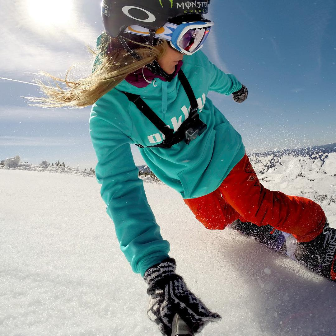 She's a Gold Medalist on a snowboard and one of the nicest people you'll meet. Now, it's time for you to bring your questions to @JamieAnderson.  Head over to @GoProANZ and ask your questions in the comments. Join the conversation for a chance to win a...