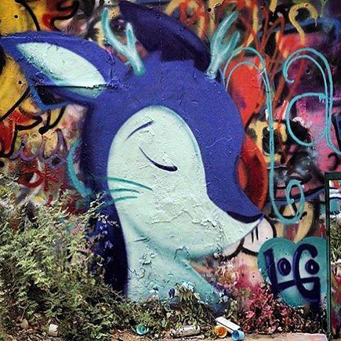 @logopaints • • #atx #austintx #texas #tx #art #spraypaint #logo #spratx