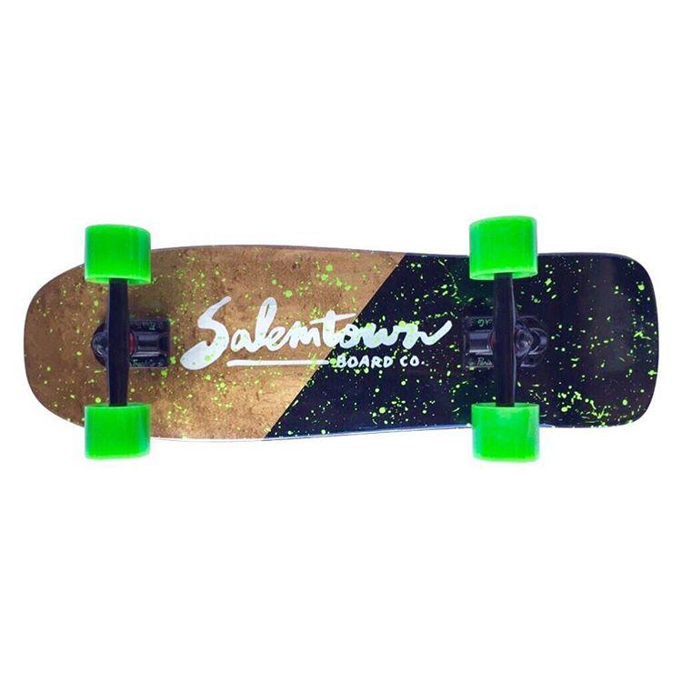 Another part of the Neon Nights collection. #handmadeskateboard #Nashville #skate #skateboarding
