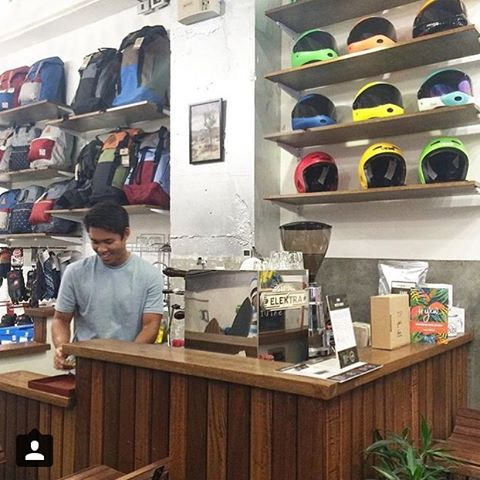 @easyskatesurf in the Philippines serves up coffee, surf and XS! We love all three! ☕️