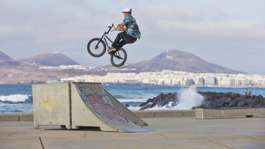 Our World of ❌ Games #BMXinSpain Show will air this Sunday at 4 pm ET/2 pm PT on ABC! (
