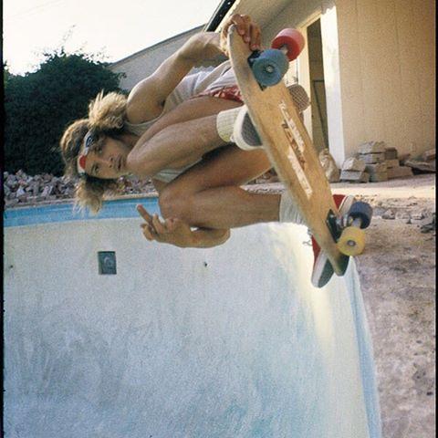 Tony Alva en 1977 ☝