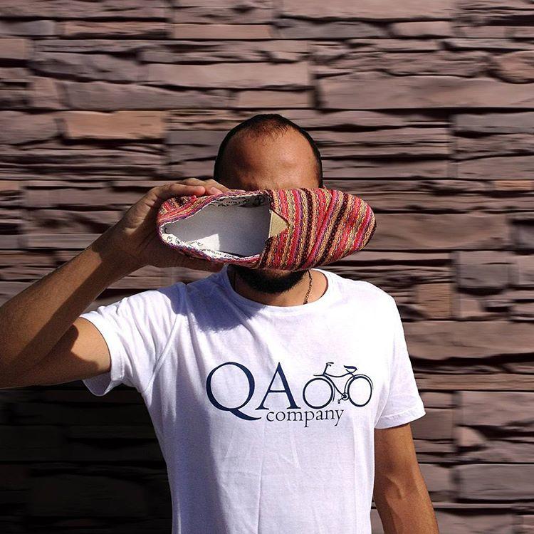 En esta tarde de sol espectacular felicitamos la ganadora del par de QA! Felicitaciones @delfigarbarino !!! Pasá a buscar tus QA por cualquiera de nuestros locales exclusivos. www.qa.com.ar
