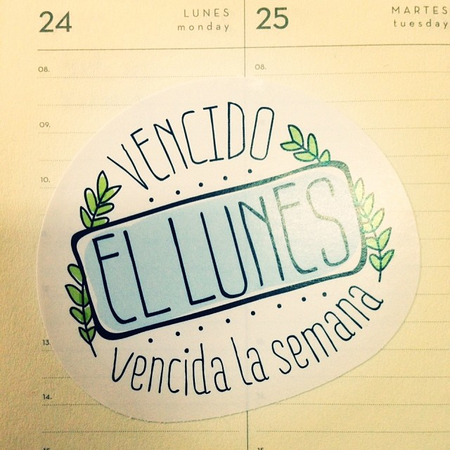 Si se puede #monday #lunes #quote #work #create #vibe #energia