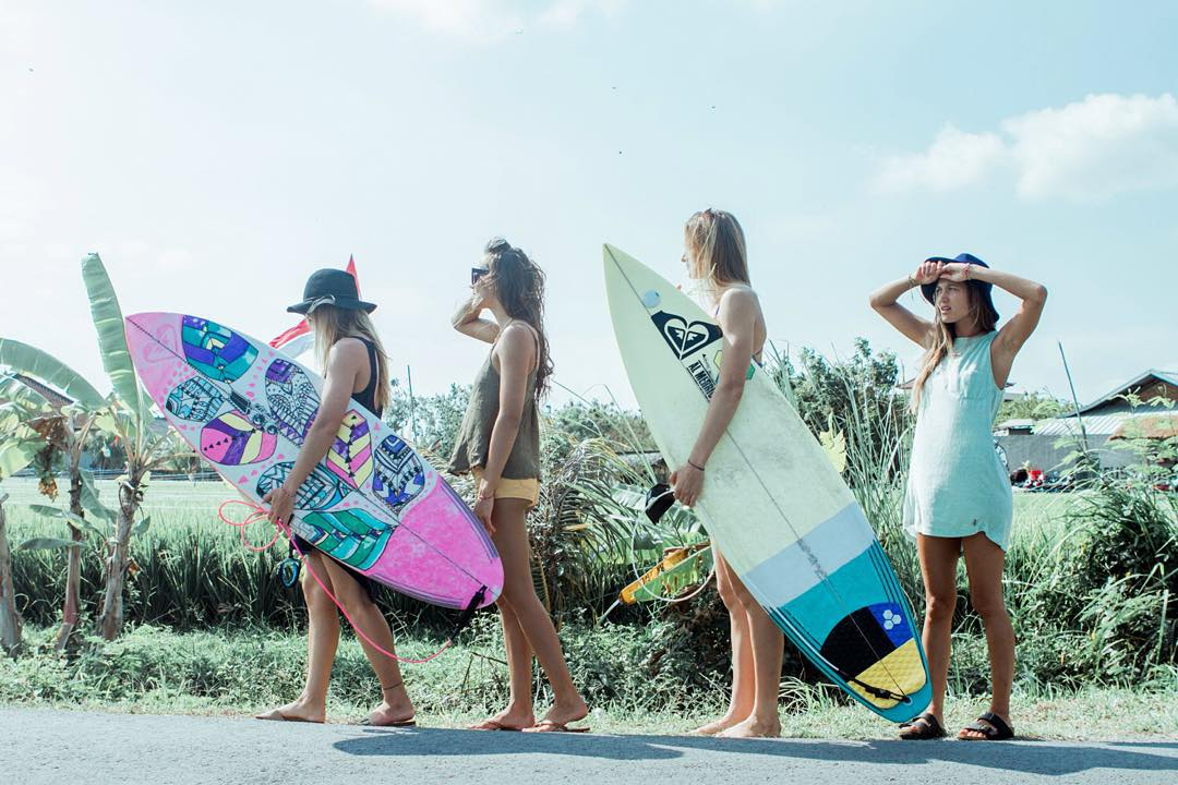 We made an insiders guide for the next time you travel to beautiful Bali AKA the Island of the Gods. Check our blog for a few of our favorite places to surf, stay and play!