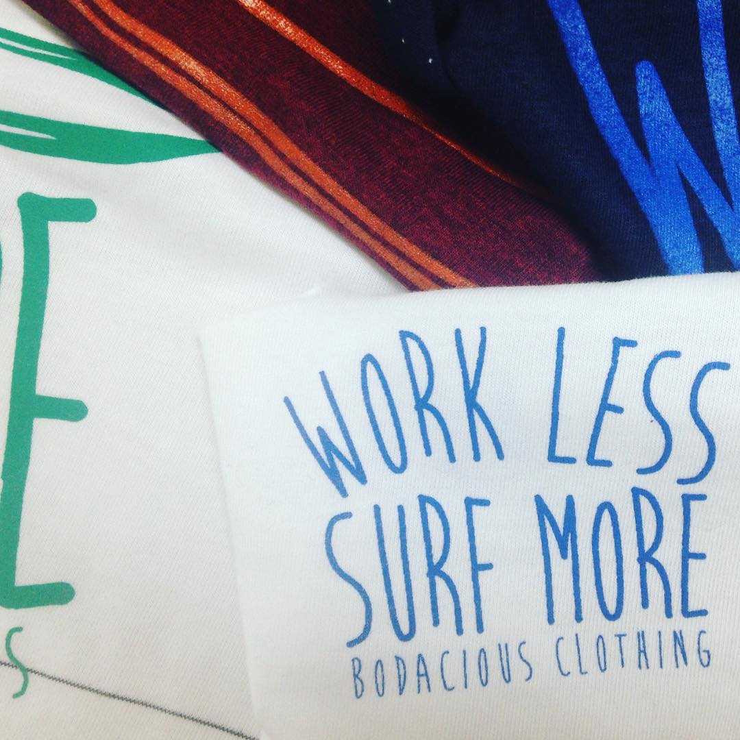 Work less, surf more!