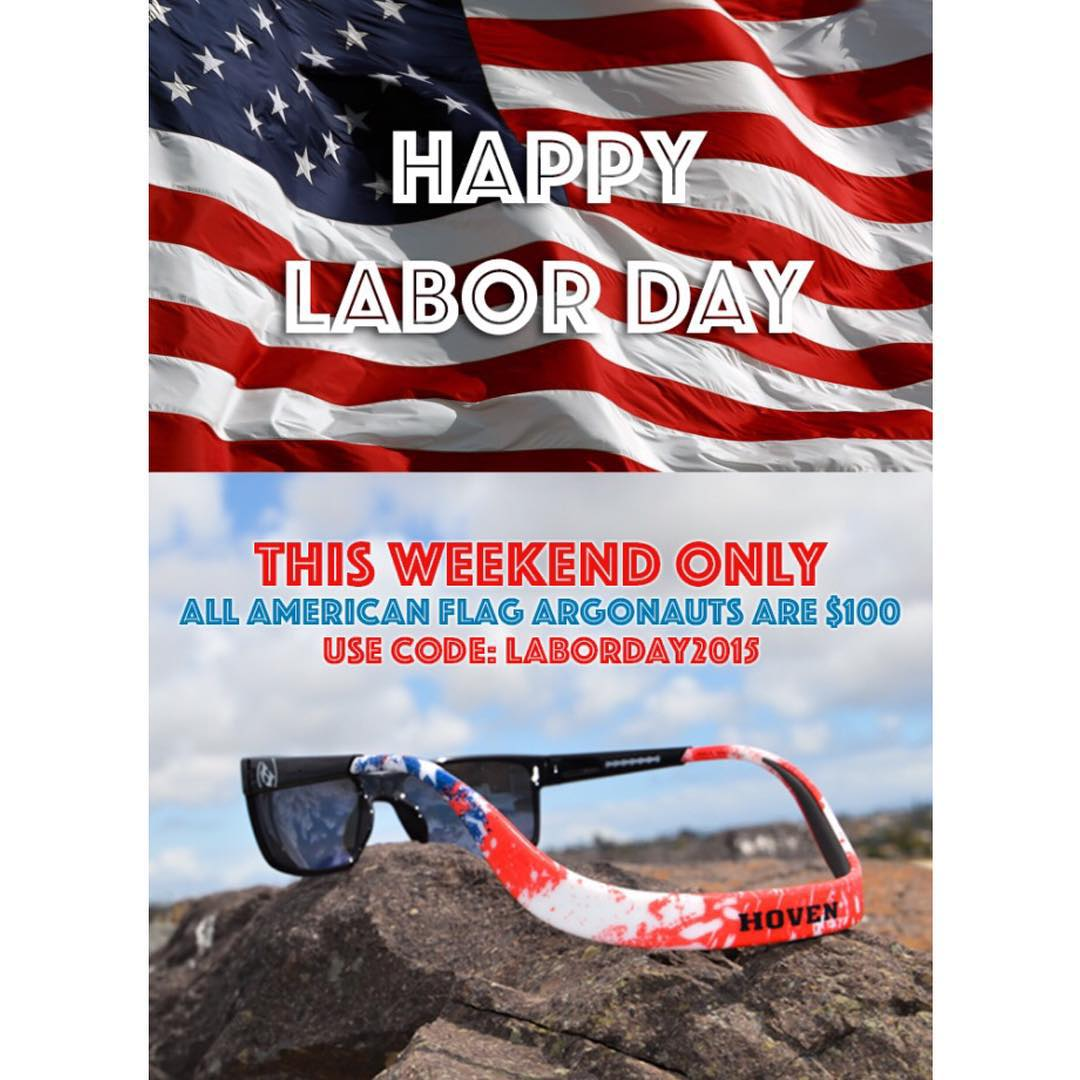 "|| LABOR DAY WEEKEND SALE!! || We are selling all of the floating AMERICAN FLAG Argonauts for $100 the entire weekend!! Make sure to use code: ""laborday2015"" at checkout!  www.hovenvision.com  #hovenvision #ldw #labordayweekend #america #yestheyfloat..."