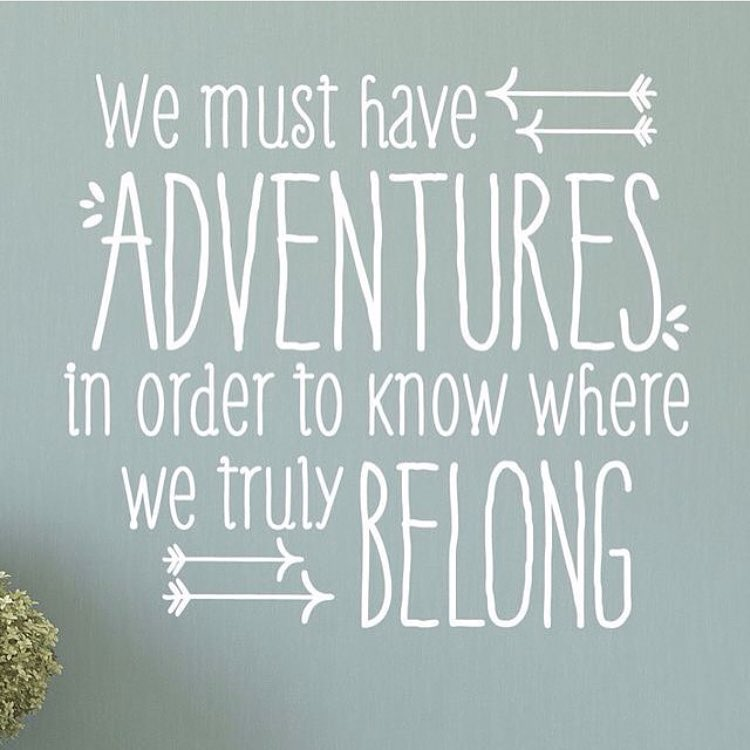Life is an adventure. #adventuremmore #avalon7 #futurepositiv www.avalon7.co